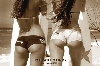 BEACH BUMS - by jason ellis