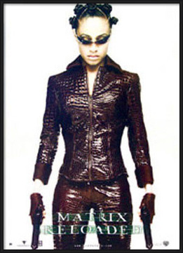 MATRIX - Niobe Plakát