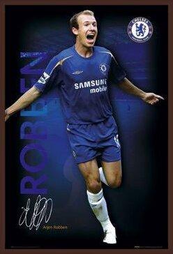 Chelsea - Robben 05/06 Plakát
