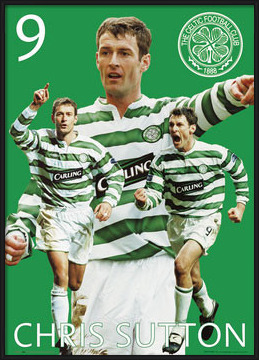 Celtic - Sutton Plakát