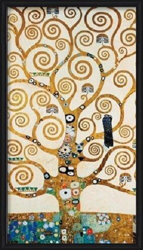 The Tree Of Life - Stoclit Frieze, 1913 Festmény reprodukció