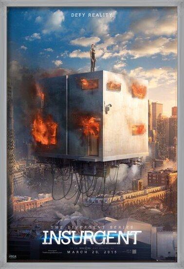 A lázadó - Defy Reality Plakát