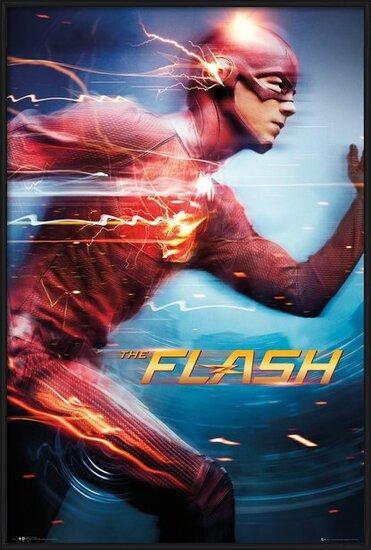 Flash - Run Plakát