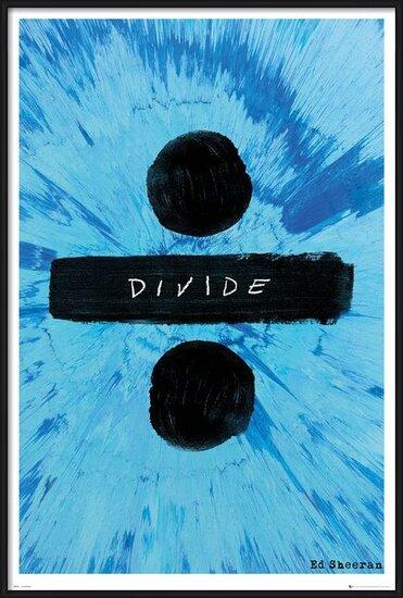 Ed Sheeran - Divide Plakát