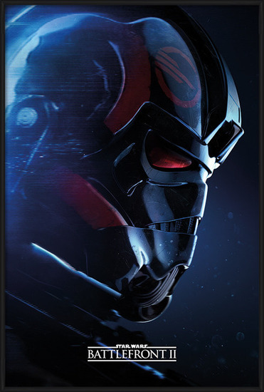 Star Wars Battlefront 2 - Pilot Plakát