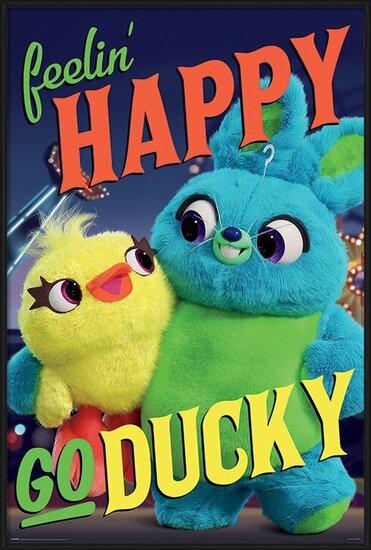 Toy Story 4 - Happy-Go-Ducky Plakát