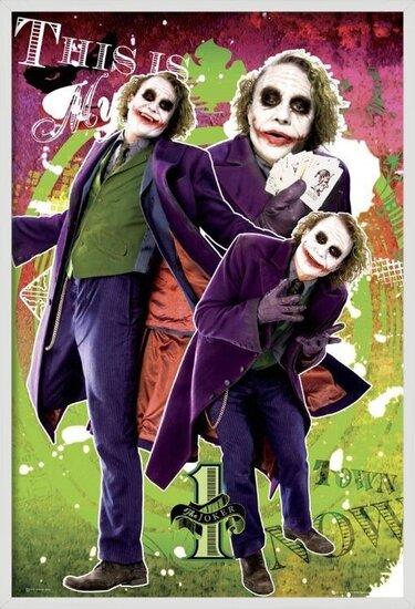 BATMAN - my town Plakát
