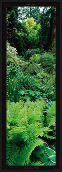 Garden of Eden Festmény reprodukció
