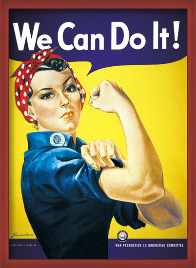 We can do it ! Plakát