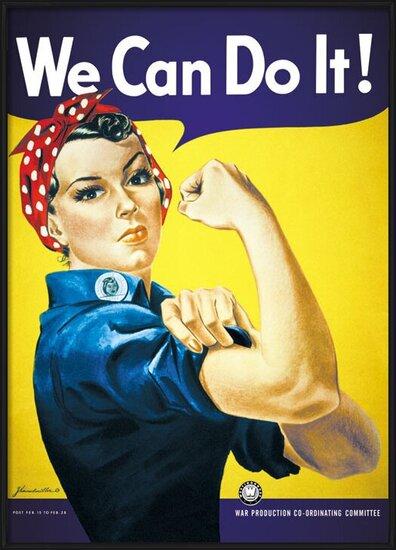 We can do it ! Plakát