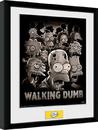 A Simpson család - The Walking Dumb